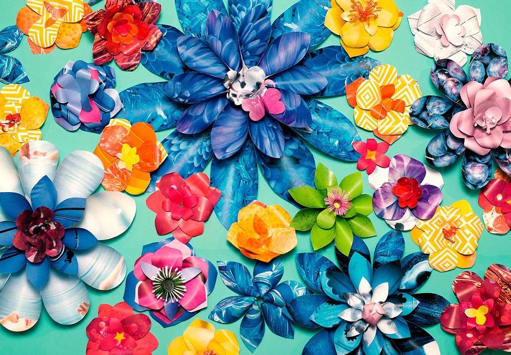 Flores para o quarto do seu filho