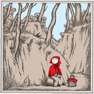Edward Gorey - Chapeuzinho Vermelho