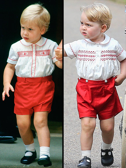 Príncipe William Príncipe George