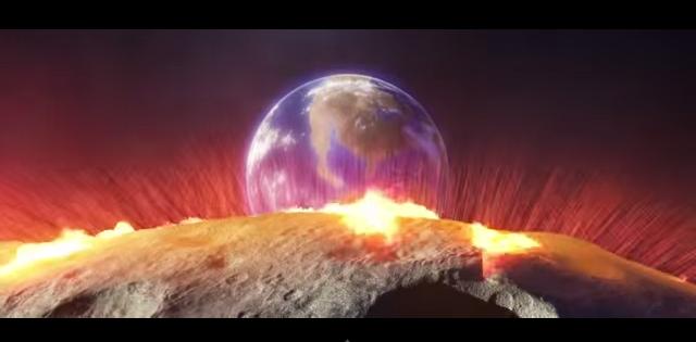 Trailer Good Dinosaur Pixar