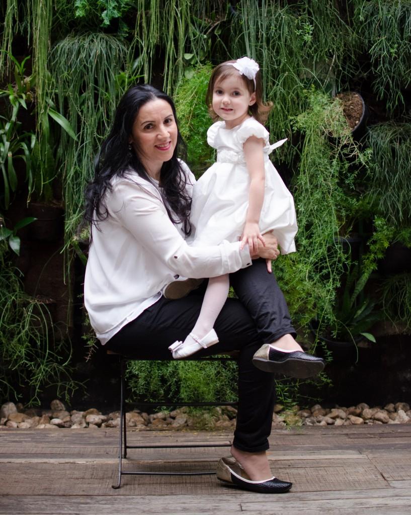 Marcia Clemente, mãe da Bianca