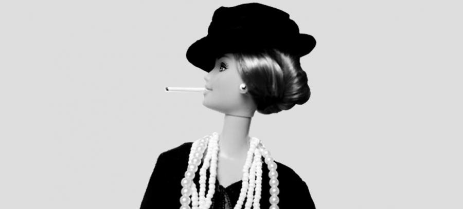 Barbie de Coco Chanel