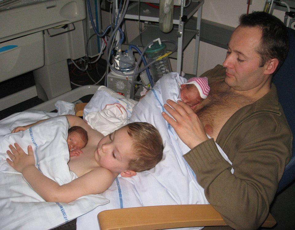 Suécia bebês nasceram prematuros