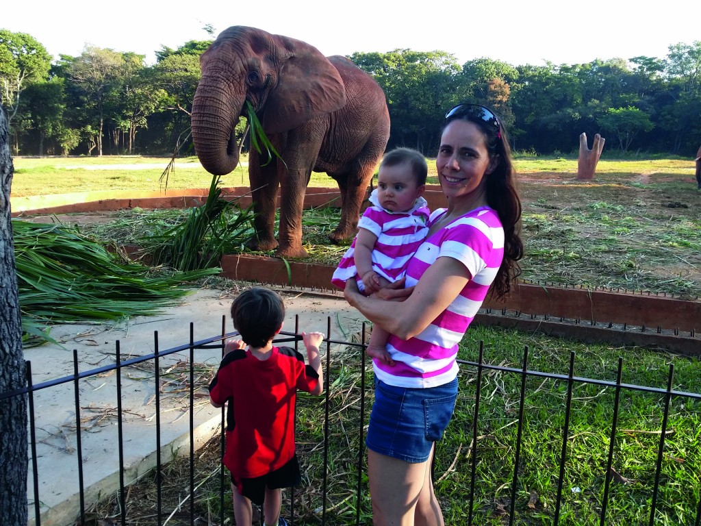 Eles adoram observar animais e entender mais sobre a vida deles!
