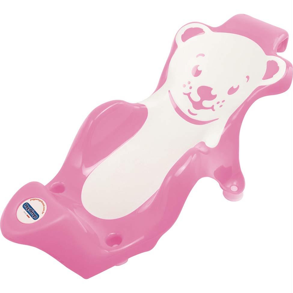 Assento para banho Buddy Rosa Peg-Pérego – na Tricae R$ 135