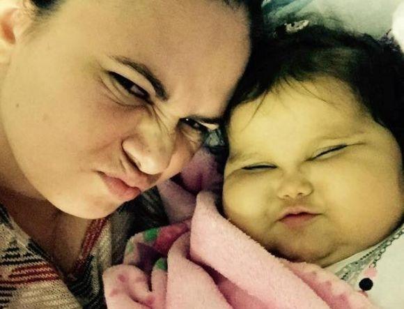 Bebê Sofia 1