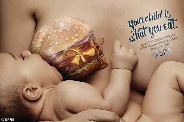 Campanha hábitos alimentares 1