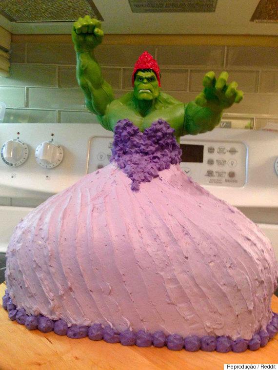 Hulk Princesa