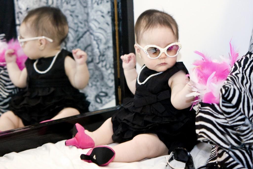 Salto alto bebês 5
