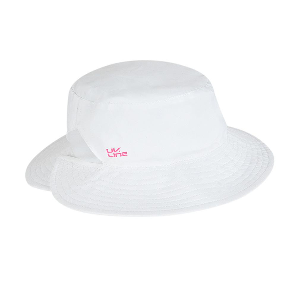 Chapéu Califórnia infantil – UVLINE branco