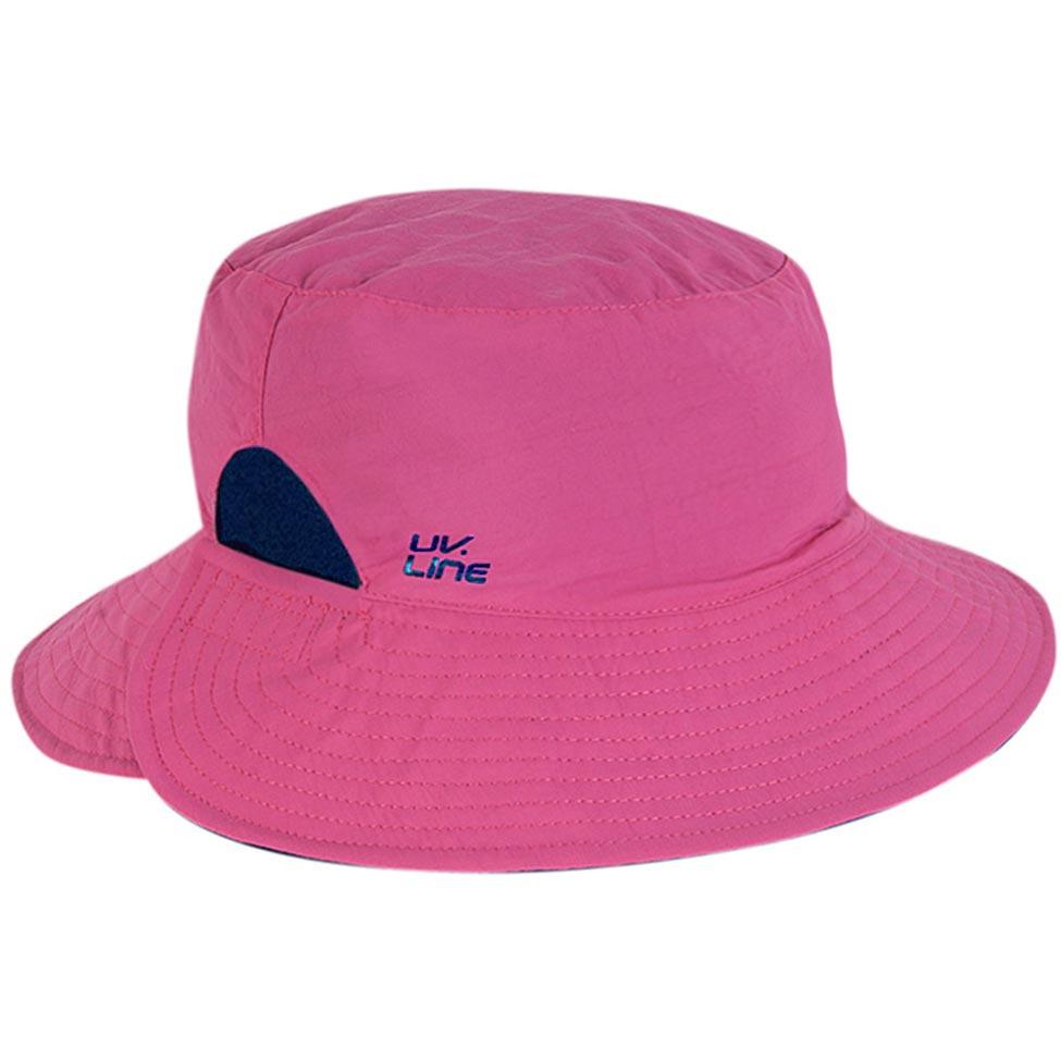 Chapéu Califórnia infantil – UVLINE pink