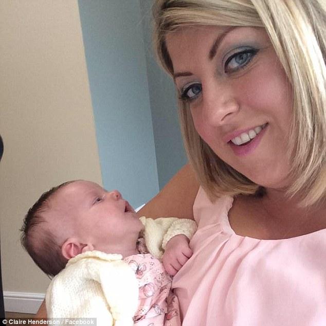 bebê herpes2,