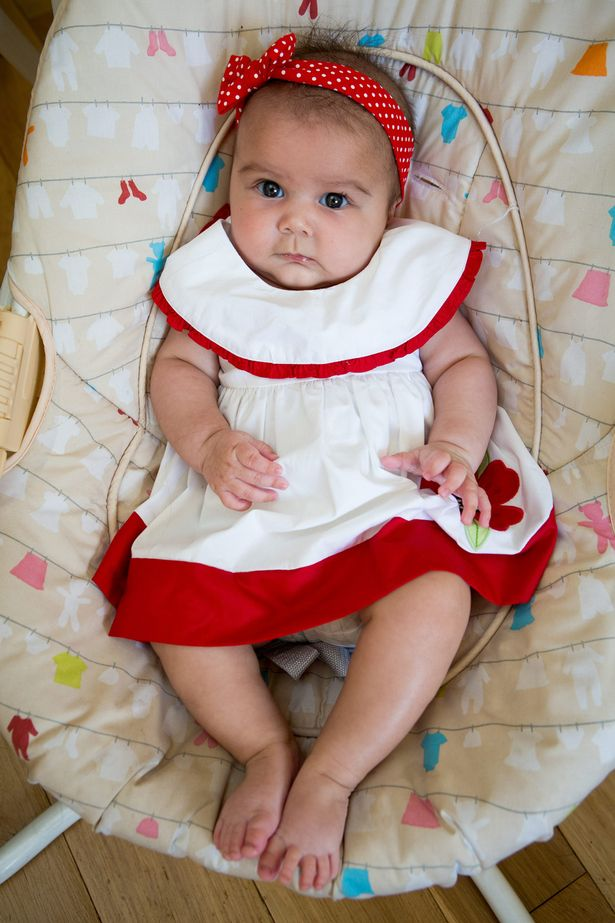 Ela perdeu o bebê com 6 semanas de gravidez f8c237c3a84
