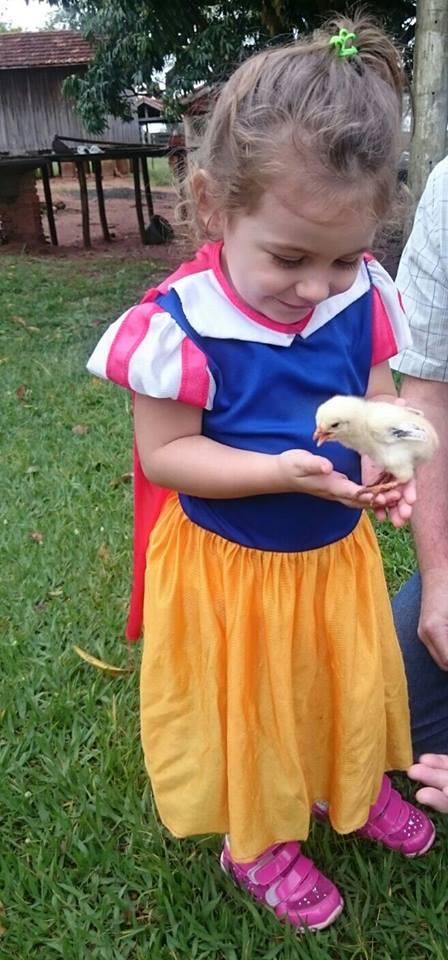 Éris, 2 anos, filha de Flavio e Camila