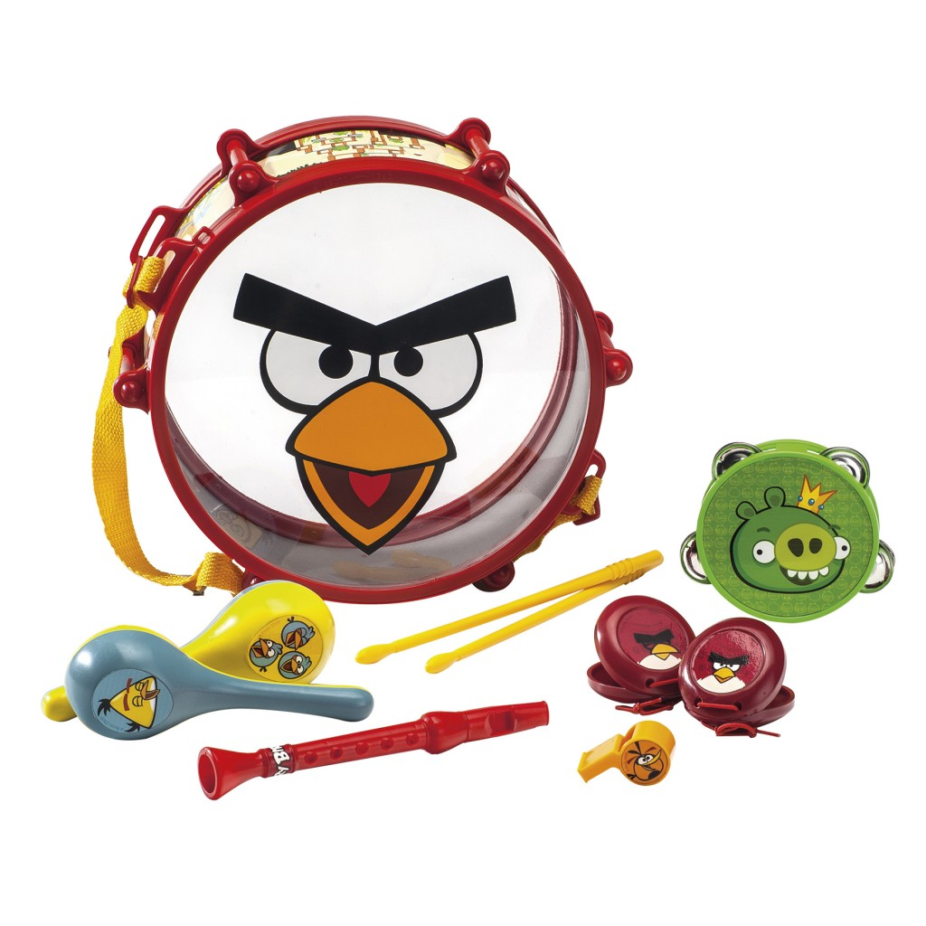 Angry Birds - R$89,99