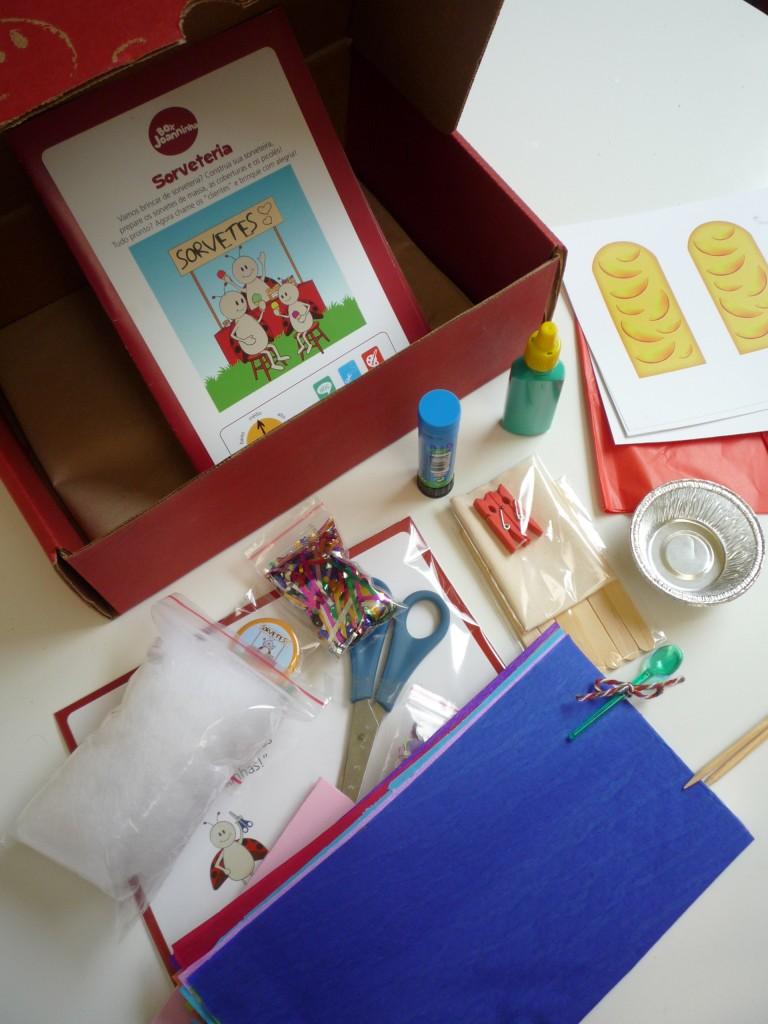 Box Joanninha - R$ 42,00