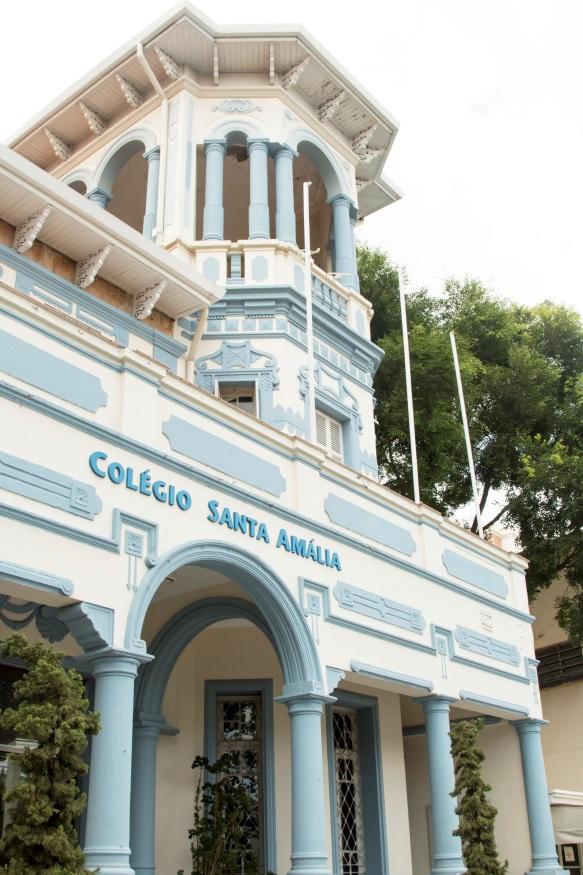 Colégio Santa Amália _Unidade Saúde