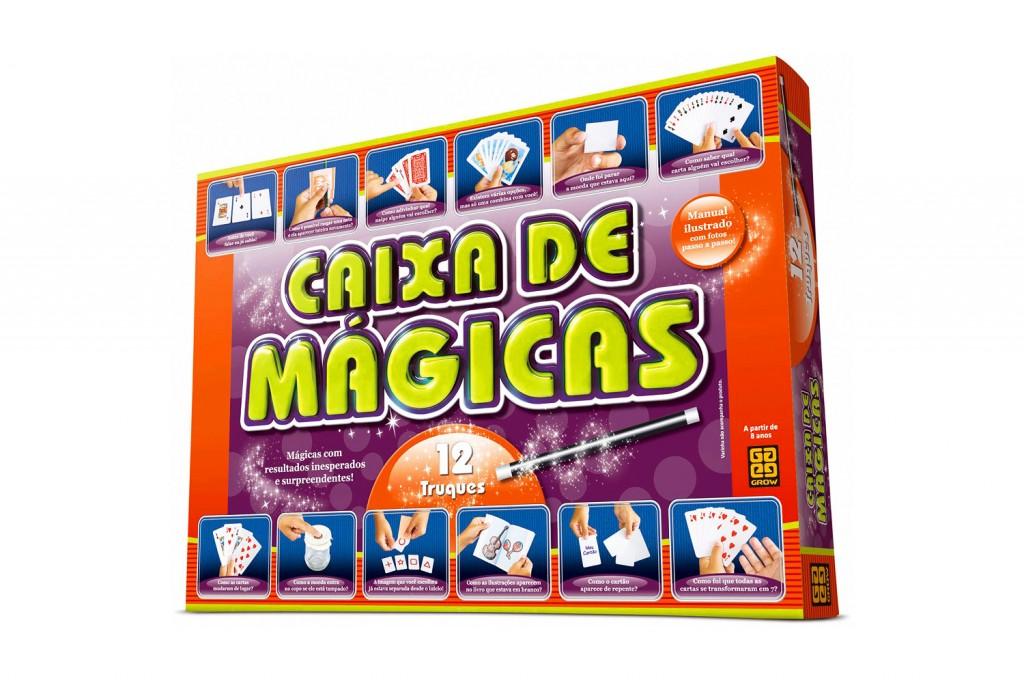 GROW - na Tricae - 39,99 reais