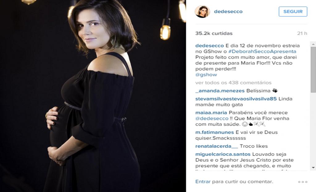 Instagram Deborah Secco