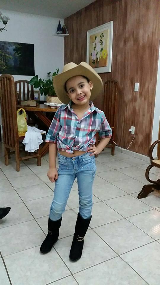 Jullyanne. 6 anos, filha de Pollyanne e Jhonathan