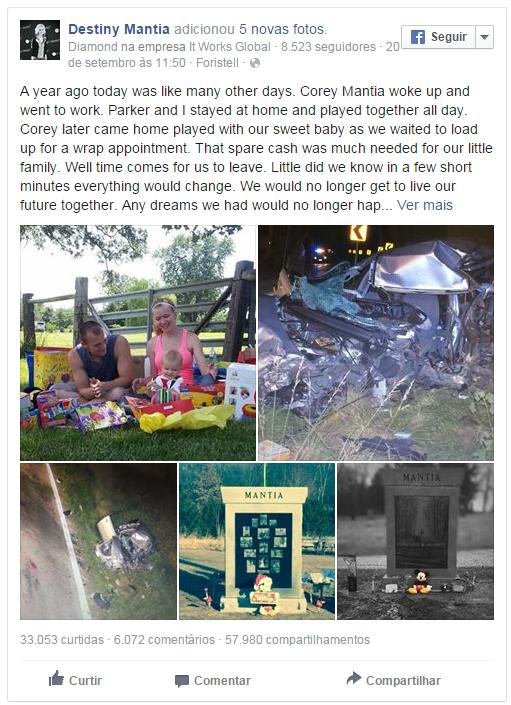Mãe desbafa sobre morte da filha 2