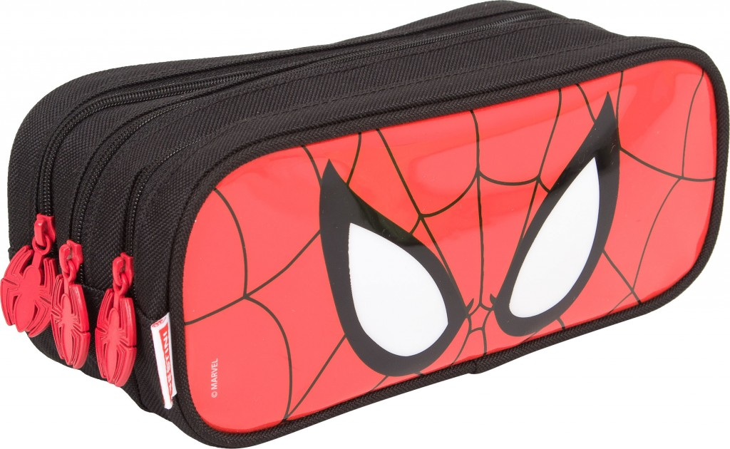 Sestini - Spider Man Estojo 3 compartimentos - 64248-00 (2) - 79,90