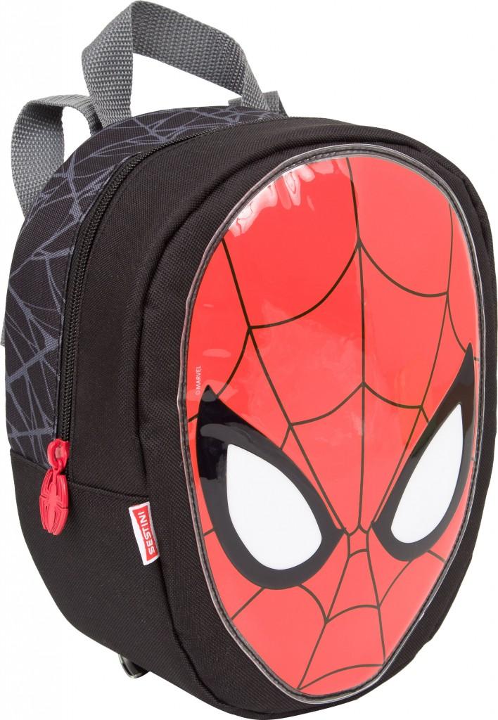 Sestini - Spider Man lancheira especial  5 litros - 64246-00 - 149,90