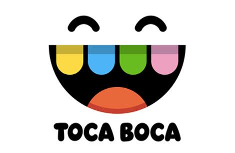 Você com certeza reconhece o símbolo do Toca Boca, não?