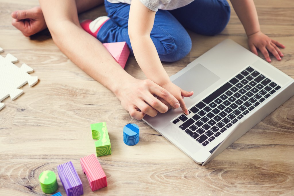 tecnologia para pais e filhos