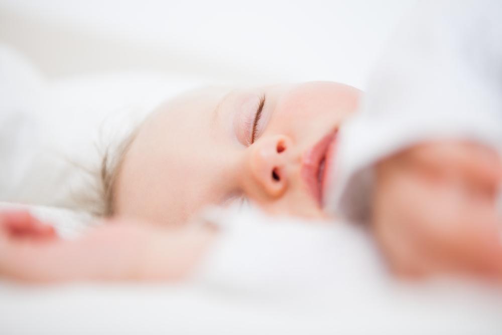 treinar o sono do bebê