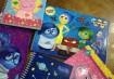11/11: Olha os cadernos que a Foroni enviou para nós! Um mais lindo que o outro. Teve até disputa na redação para ver quem ficava com qual!#cadernos #foroni #peppa #divertidamente