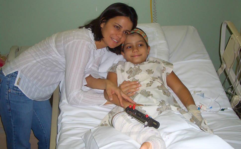 Adriana Araújo e filha 1