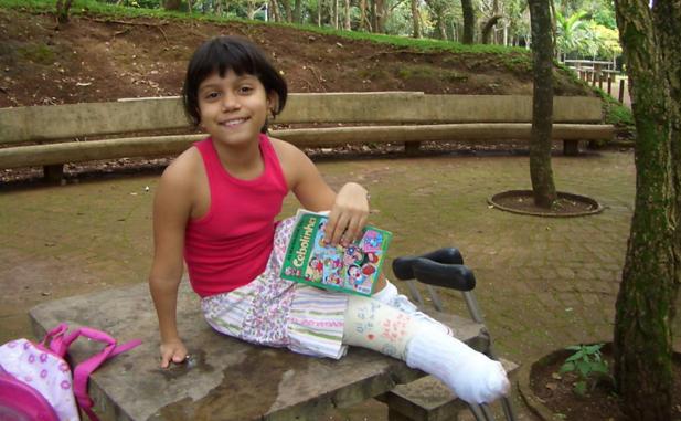 Adriana Araújo e filha 3