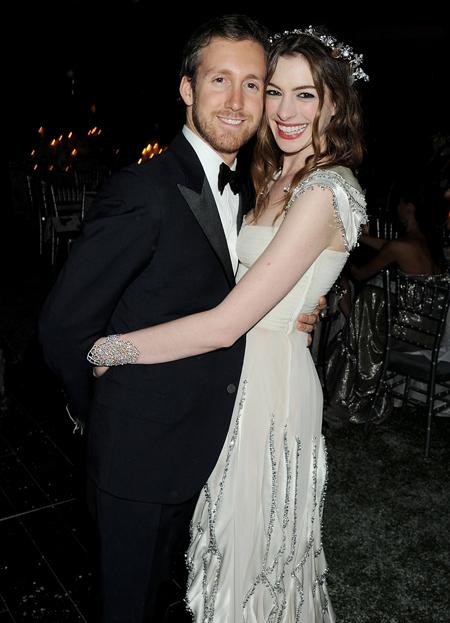 Anne e seu marido, Adam: os pais sortudos do momento!