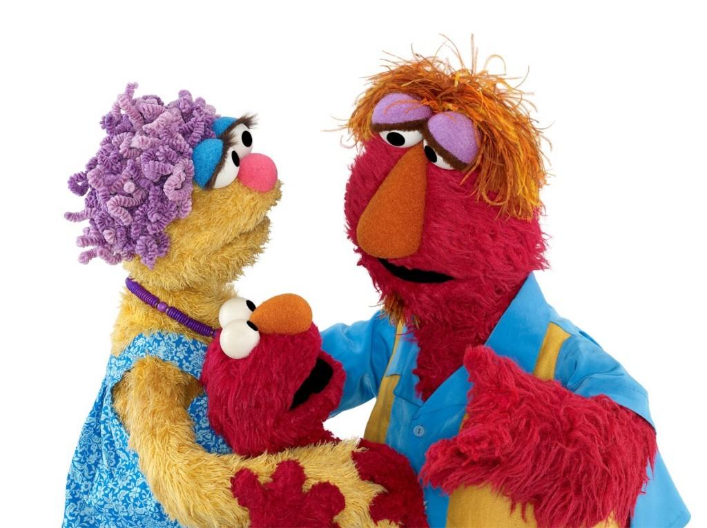 Elmo e família