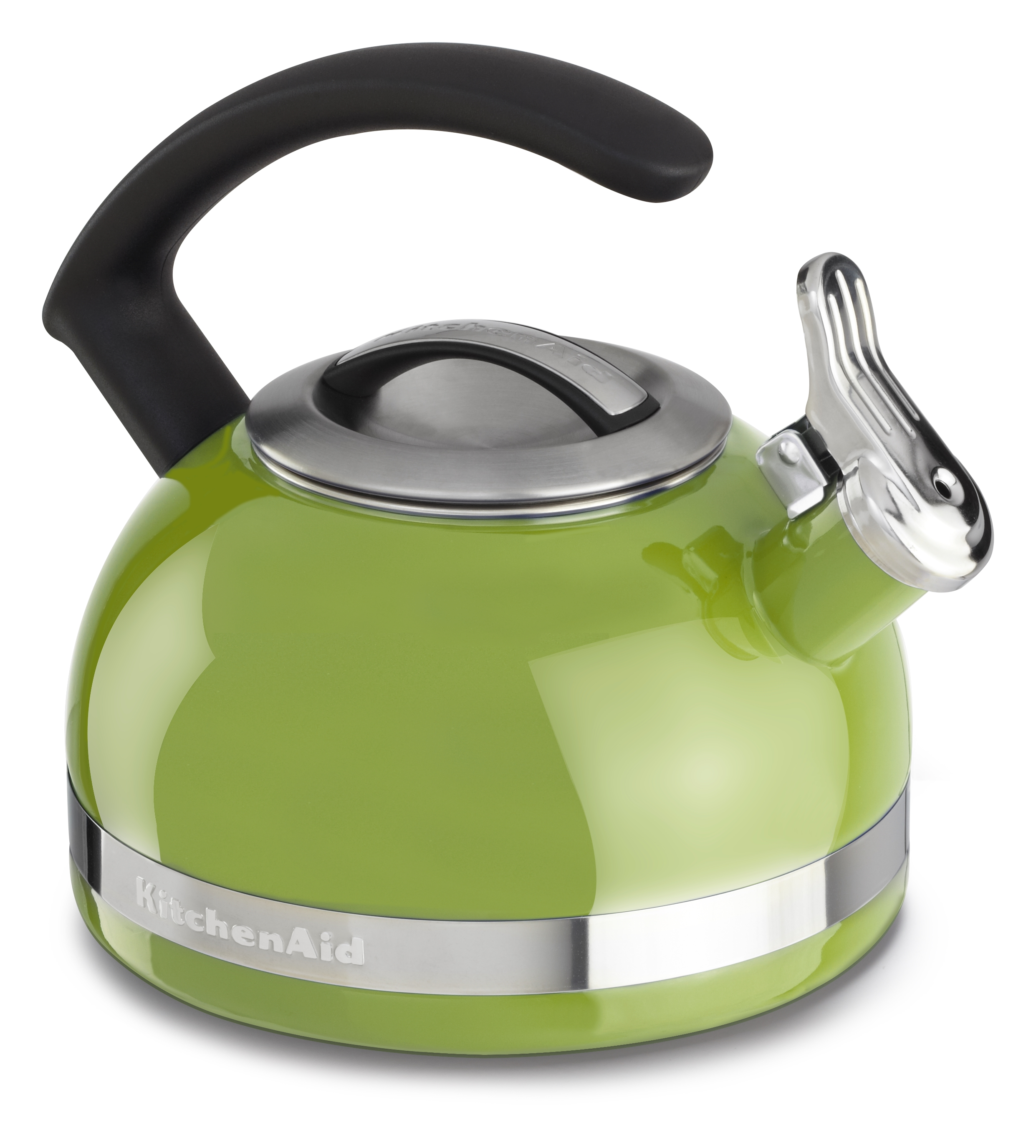 KitchenAid - Chaleira apito green - R$ 299