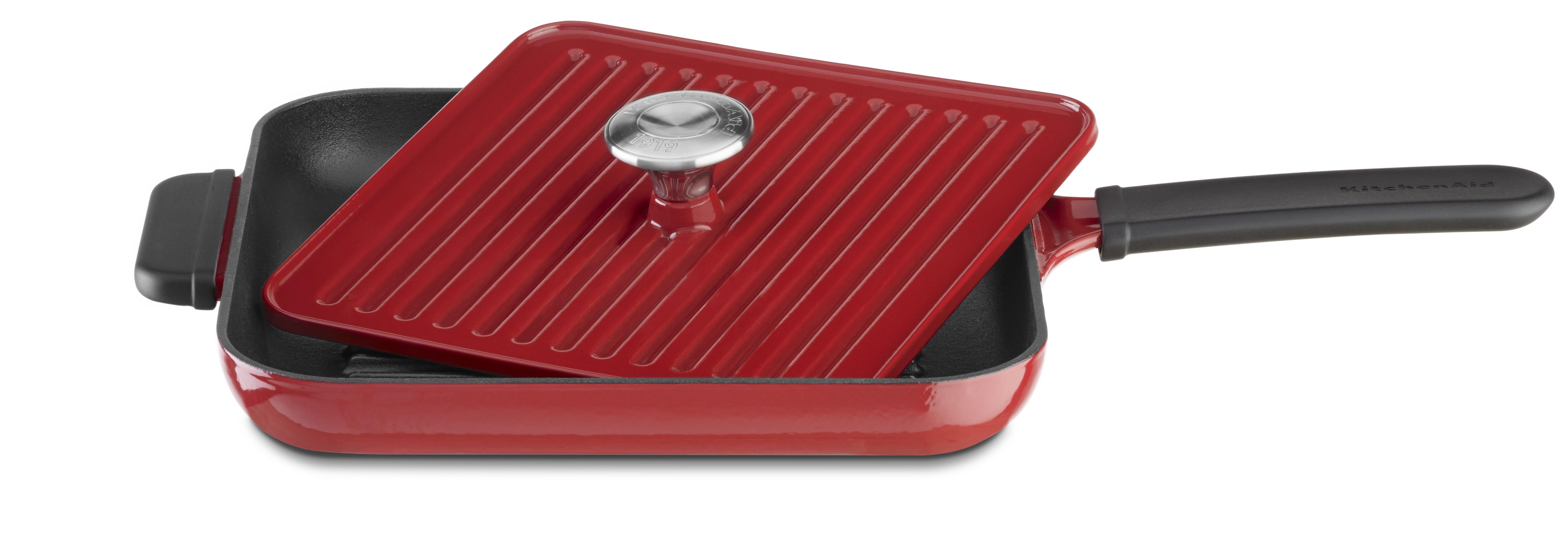 KitchenAid - Frigideira Grill Panini - R$ 599