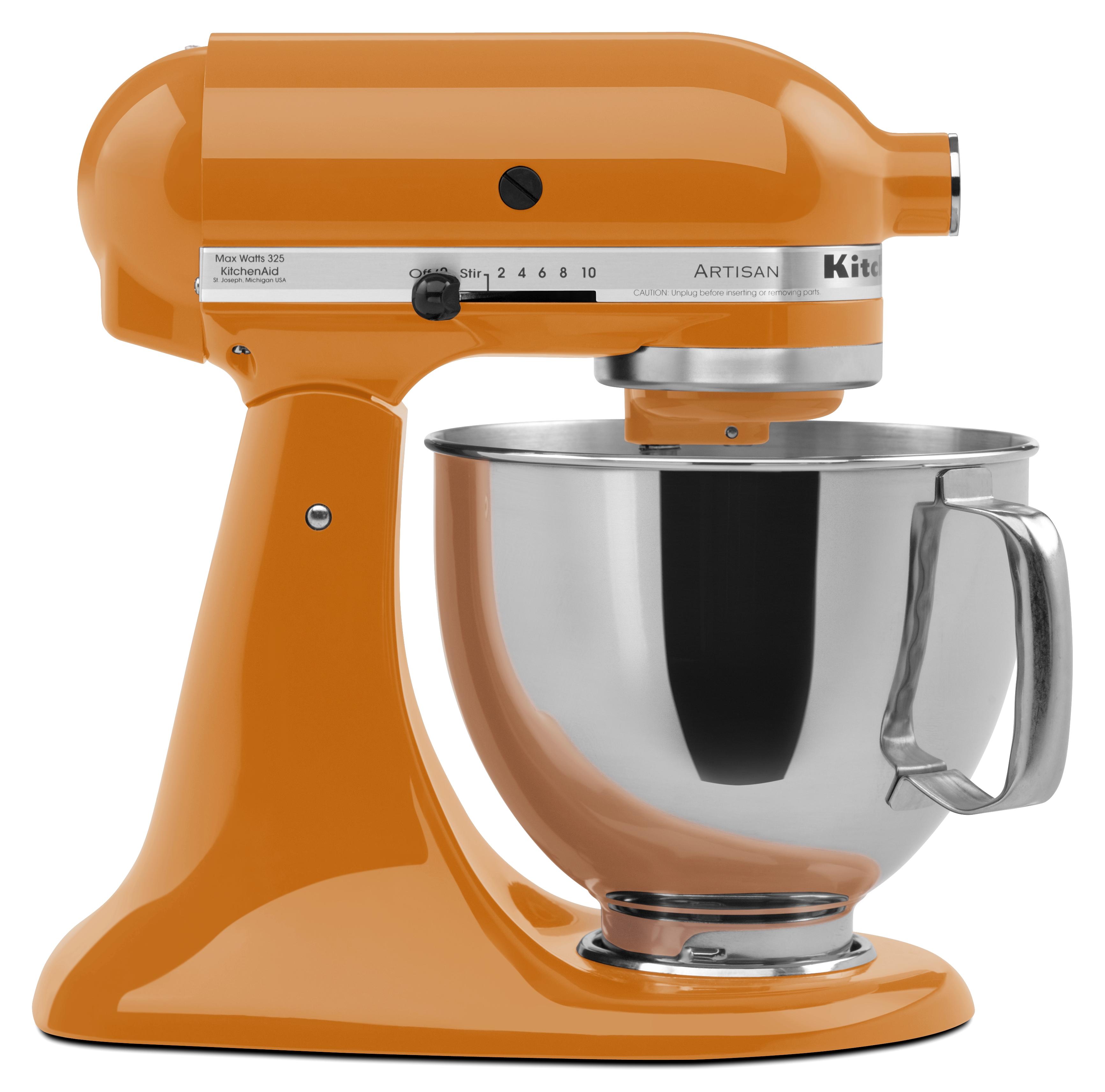 KitchenAid - Stand Mixer Tangerine - R$ 2299