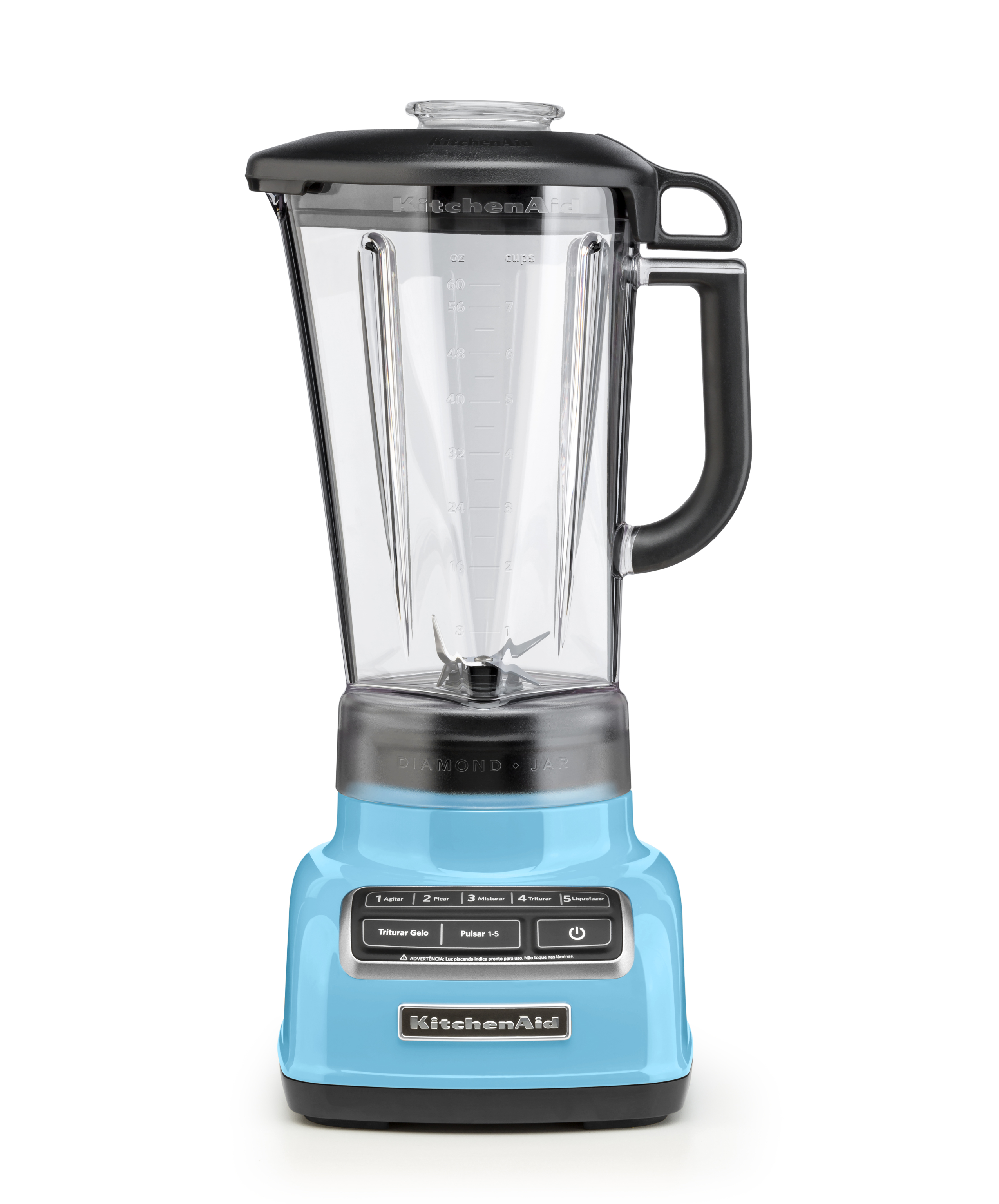KitchendAid - Diamond Crystal Blue - R$ 1099