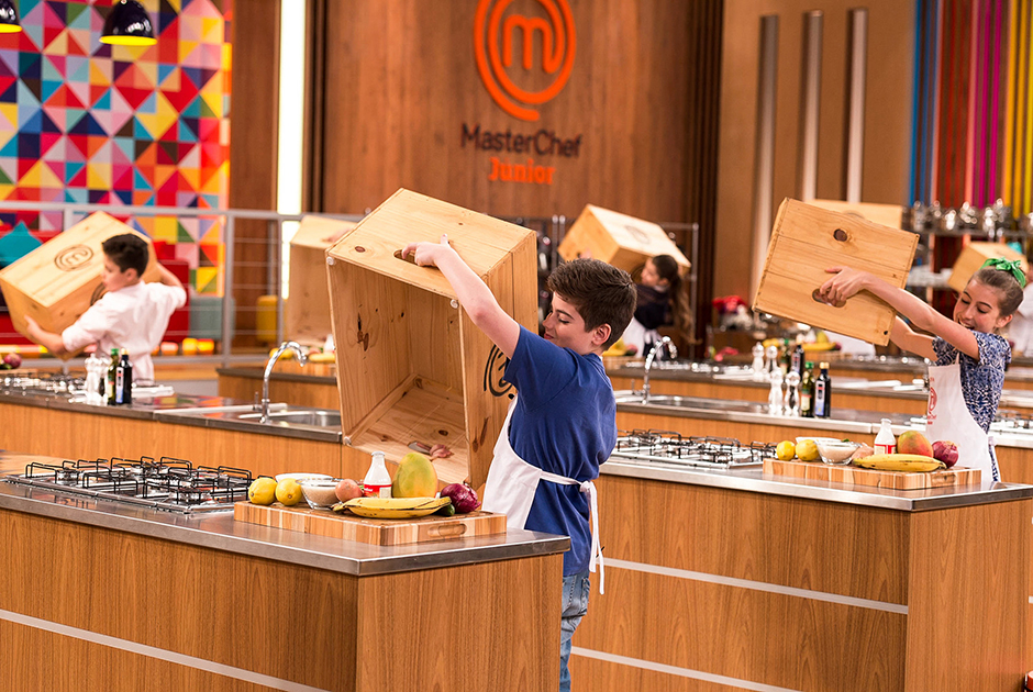 Masterchef Junior 2 semana 2
