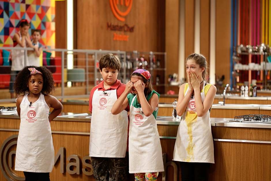 Masterchef Junior 4 semana 2