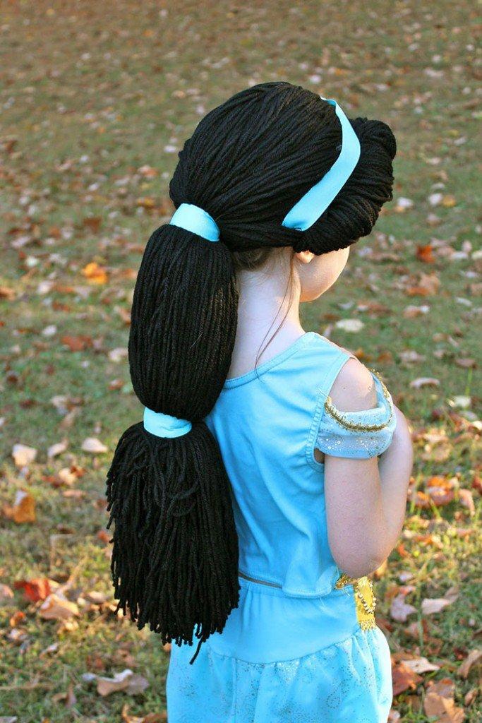 Peruca princesas Disney5
