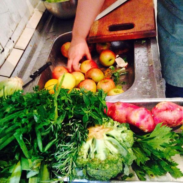 Os ingredientes são frescos e muito saudáveis!