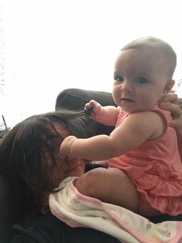 Ser mãe nunca é chato!