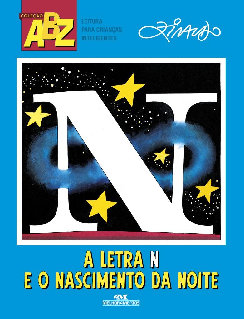 """Um dos livros da coleção """"ABZ"""", A letra N"""
