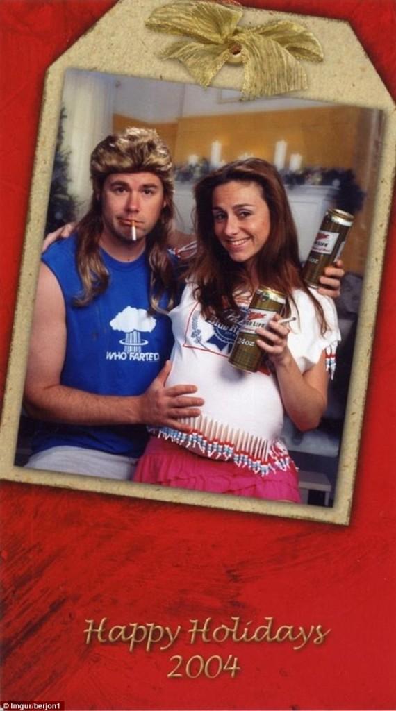 Cartões Mike e Laura Bergeron 5