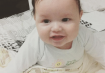Davi, 5 meses, filho de Lidiane e Cleyton