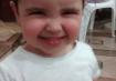 Giovanna, 2 anos, filha de Altemir e Joice