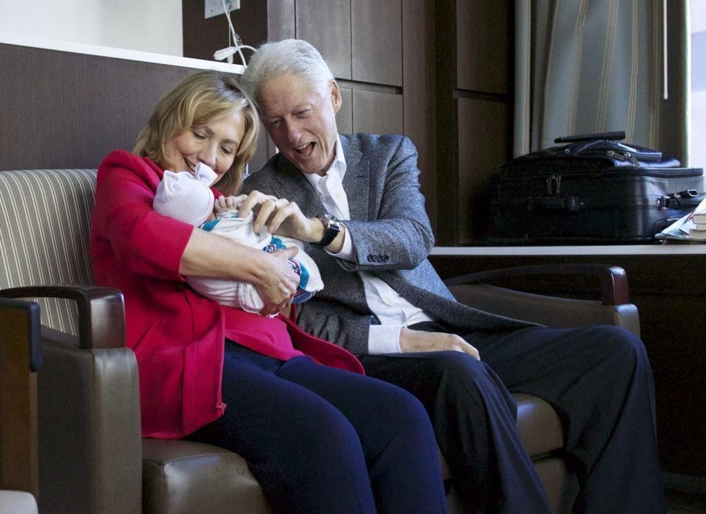 Hillary e Bill