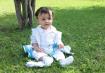 João Victor, 10 meses, filho de Tatiane e José